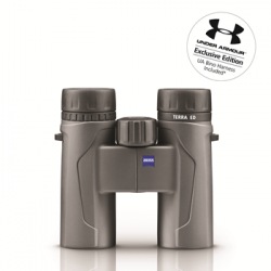 ZEISS 8X32 UNDER ARMOUR ED. BINO *D-F*GREY BINOCULARS