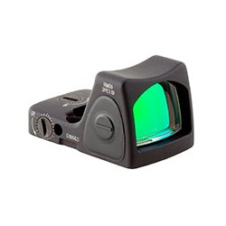 TRIJICON RMR ADJ LED 1.0 MOA RED DOT MBLK