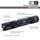 Powertac E9 - 1020 Lumen LED Flashlight