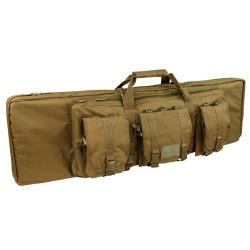 "Condor 128/42"" Single Rifle Case-Black"