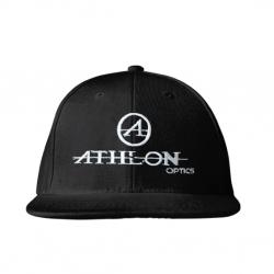 Athlon Logo Flatbill Hat