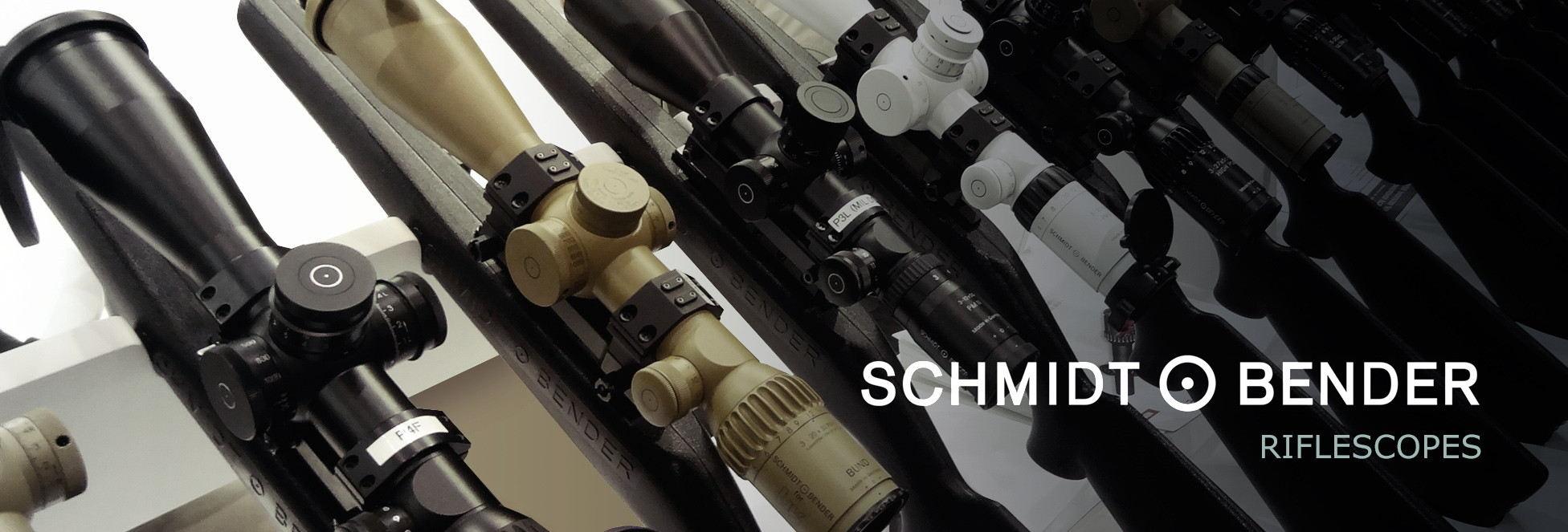 Schmidt & Bender Products