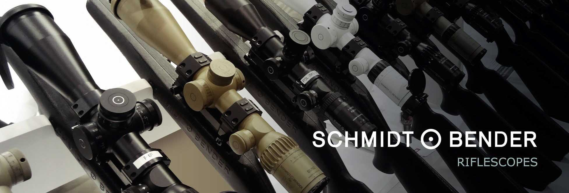 Schmidt & Bender Products