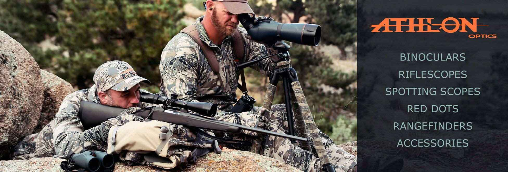 Athlon Optics Products